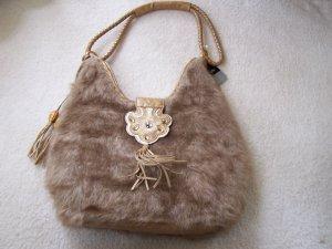 WOSSIVO Ladies hand bag Camel