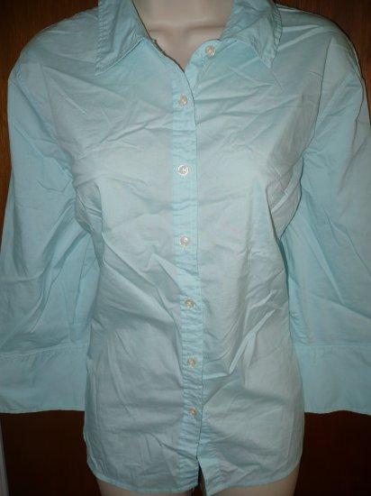 XXL Turquoise Button Down