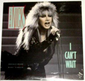 "Stevie Nicks I CAN'T WAIT US 12"" SINGLE - SEALED! MINT!"