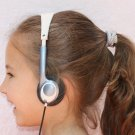 VOLUME LIMITING CHILD HEADPHONES KIDS EARPHONES