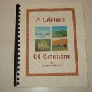 A Lifetime Of Emotions  poem book