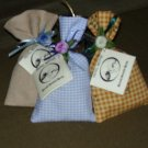 Lavender and Wormwood Moth Repellent Sachets