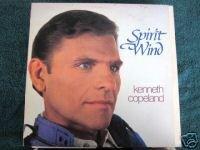 """Kenneth Copeland Spirit Wind 12"""" vinyl 50.0013"""