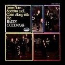 """The Happy Goodmans """"Leave Your Sorrows And Come Along"""" 12"""" Vinyl CAS9706-LP"""