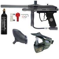 Kingman Spyder 07 Sonix Paintball Gun Value Pack