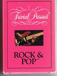 Trivial Pursuit - Mini Pack - Rock & Pop 1987