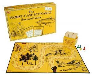 The Worst-Case Scenario Survival Game