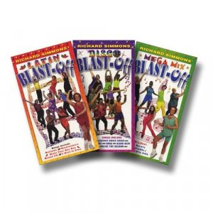 Richard Simmons - Blast Off The Pounds (3 pack)