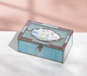 Spanish Blessings Jewelry Box