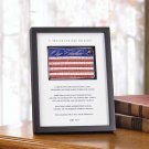Lot of 2 Patriotic PATRIOTIC PRIDE FIGURINE Soldier's Prayer