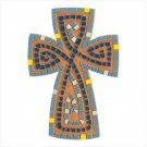 Earthen Mosaic Cross