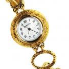 Gold Tone Chico Watch Women's  Free Shipping
