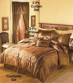 AMBER BEDROOM ENSEMBLE (KING SIZE)