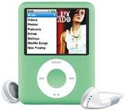 Apple 8GB iPod nano � Green
