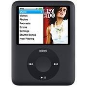 Apple 8GB iPod Nano - Black