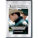 Brokeback Mountain (Full Screen) DVD