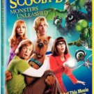 Scooby-Doo2 Monsters Unleashed Movie dvd