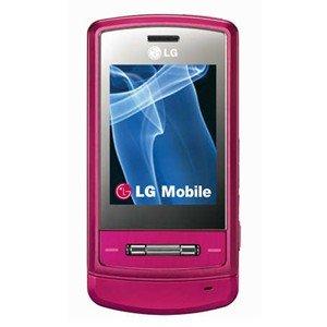 LG KE970 Pink Shine Unlocked GSM Phone