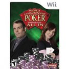 World Championship Poker: Featuring Howard Lederer - All In Wii