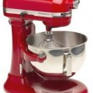KITCHENAID 5QT. PROFESSIONAL MIXER RED