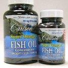 Super Omega 3 Fish Oil Concentrate - 100 gels