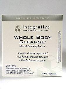 Whole Body Cleanse 1 kit