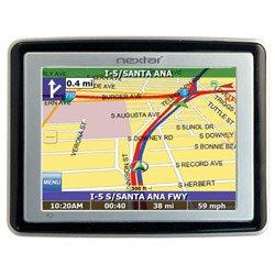 NEXTAR X3-02 3.5� SLIM GPS NAVIGATION SYSTEM WITH MP3 PLAYER
