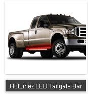 "HOTLINEZ LED TAILGATE BAR(VARIOUS COLORS 60"")"