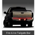 """FIRE & ICE LED TAILGATE BAR(60 """" FOR FULL SIZE TRUCKS)"""