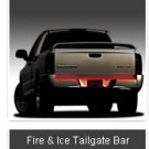 "FIRE &ICE LED TAILGATE BAR (48 "" length for compact trucks)"