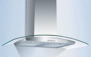 30 inch Glass Wall Mount Range Hood (36 inch available)