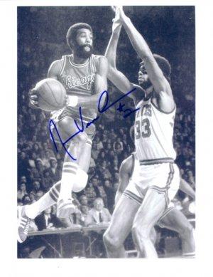 Chicago Bulls Signed Photo Norm Van Lier