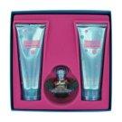 Curious by Britney Spears 1.7 oz Eau De Toilette Spray 6.7 oz Body Lotion  6.7 oz Shower Gel