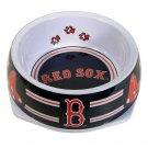 Boston Red Sox Dog Feeding Bowl Dish Large 7 Cups