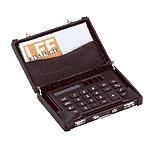 Mini- Briefcase Calculator