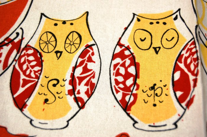 OWL DISH TOWEL anthropologie NWT Brand New.  Rare & Hard to Find