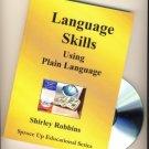 Language Skills - using Plain Language