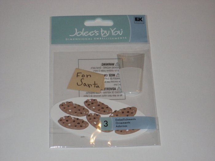 Jolee's By You (LG) *Cookies for Santa*