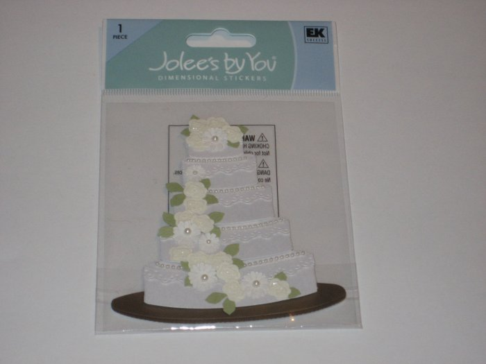 Jolees By You (LG) *Wedding Cake*