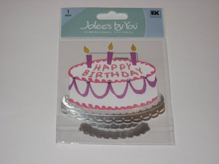 Jolees By You (LG) *Birthday Cake*