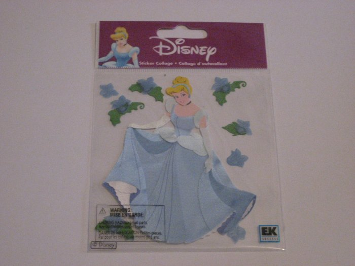 Disney *Cinderella w/Flowers*