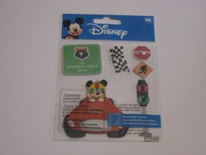 Disney *Race Car Mickey*