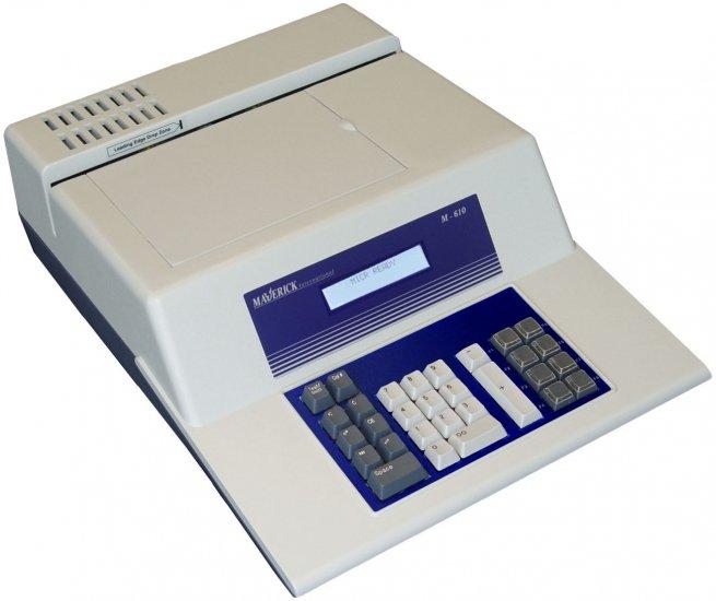 Maverick M610 Check Encoder