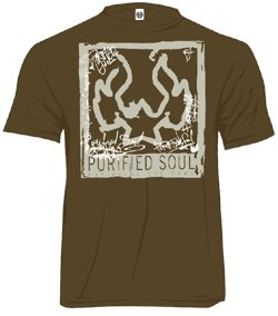 MMA T-Shirts Purified Soul: Plaque