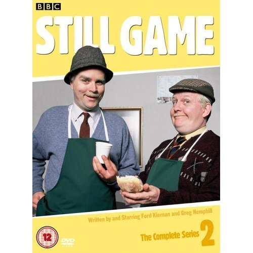 Still Game Series Two DVD