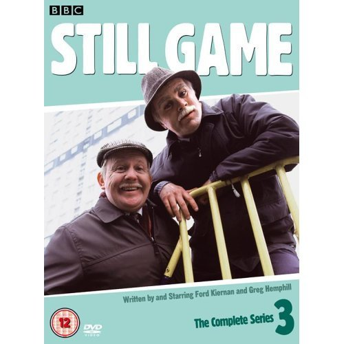 Still Game Series 3 DVD