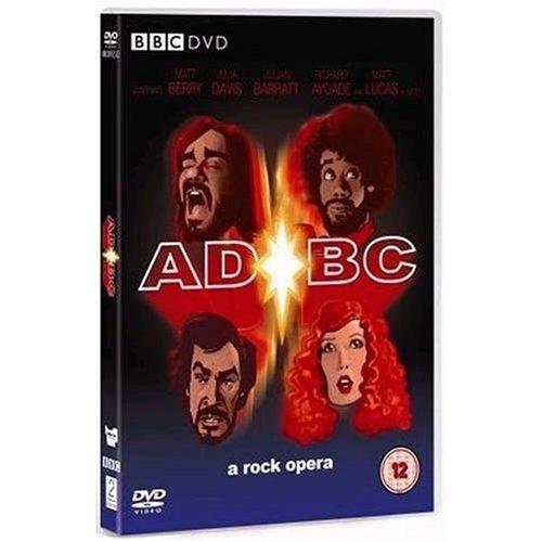 AD/BC - A Rock Opera DVD