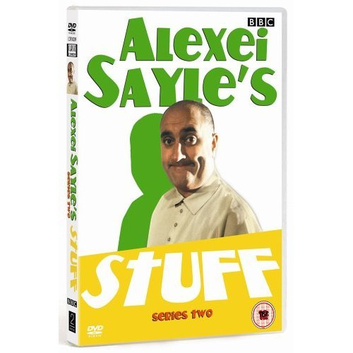 Alexi Sayle's Stuff Series 2 DVD