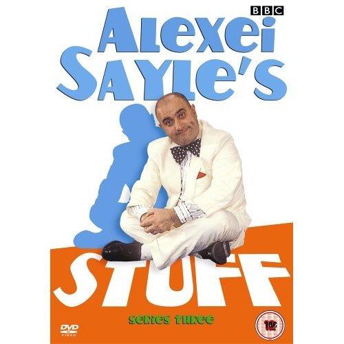 Alexi Sayle's Stuff Series 3 DVD