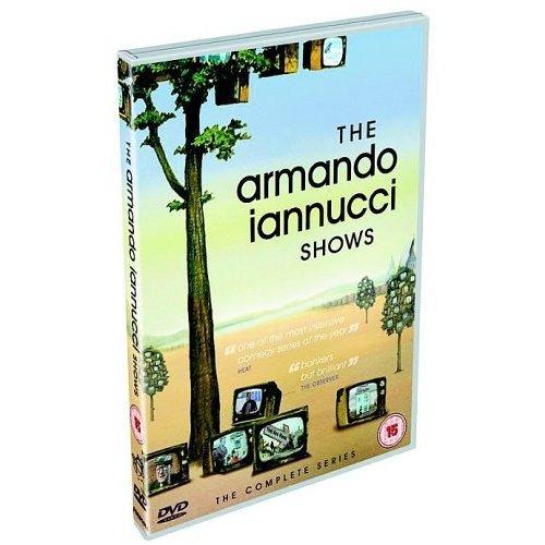 The Armando Iannucci Shows DVD
